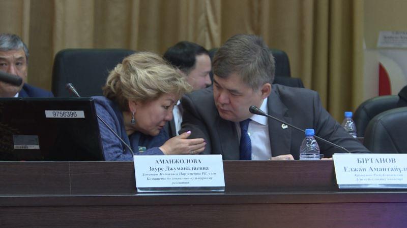 Казахстан: президент подписал кодекс о здоровье, оговаривающий прививки