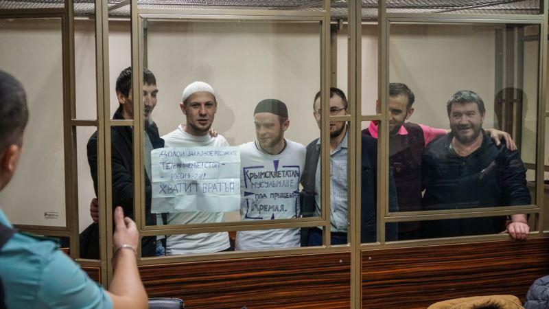 Фигуранты ялтинского «дела Хизб ут-Тахрир» отказались от участия в голосовании по Конституции России – украинский консул