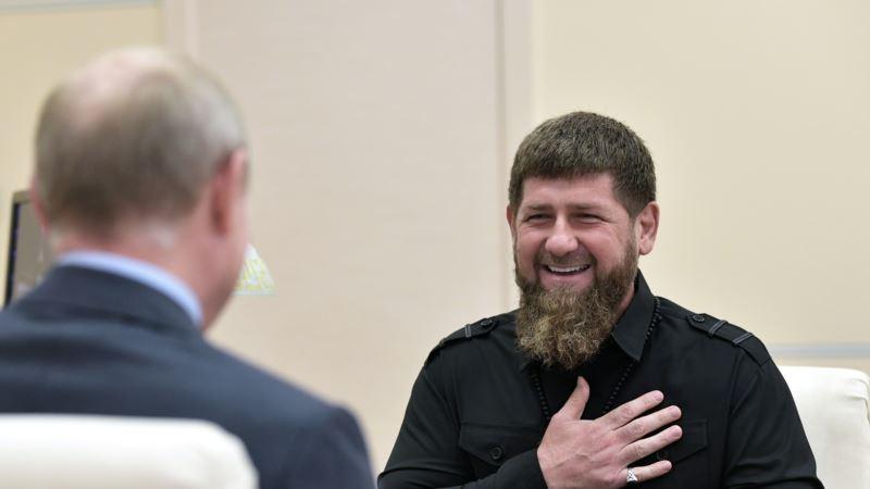 Кадыров предложил, чтобы Путин был президентом России пожизненно