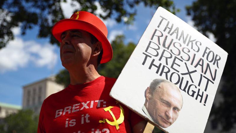 Половина британцев считает, что Россия вмешивалась в Brexit