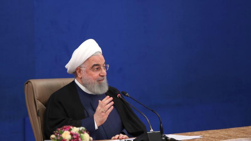 Президент Роухани: в Иране, по оценкам, коронавирусом заразилось около 25 миллионов человек