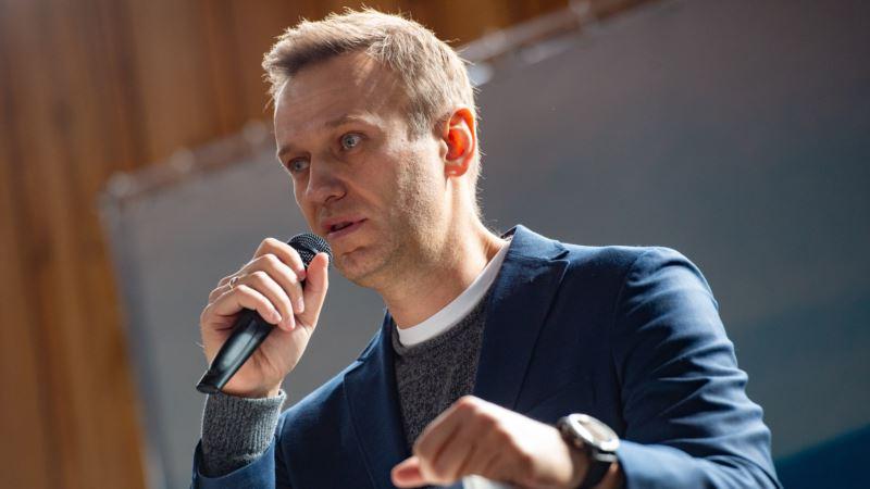 Россия: оппозиционеру Алексею Навальному назначили подписку о невыезде