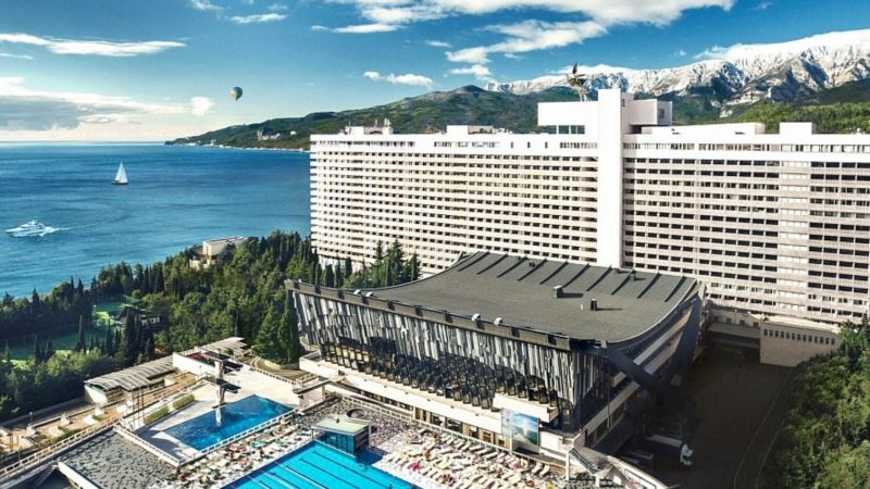 В Крыму подорожали услуги пятизвездочных отелей