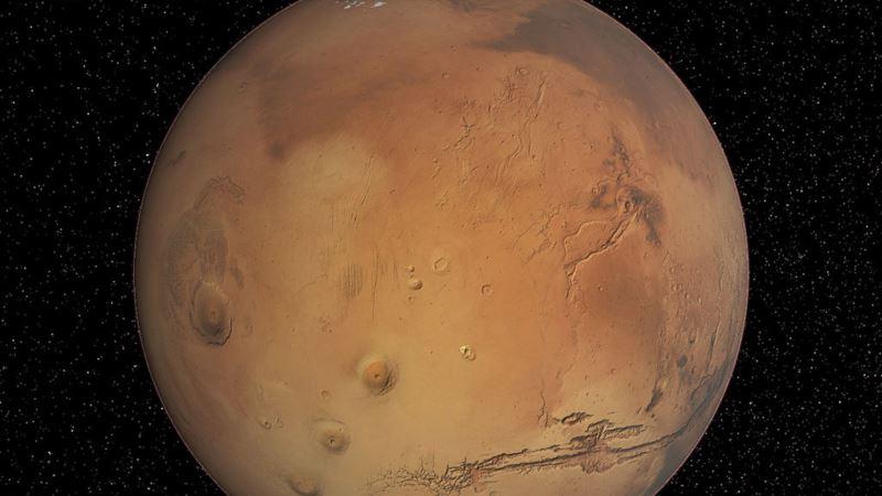 ОАЭ отправляют первую миссию на Марс