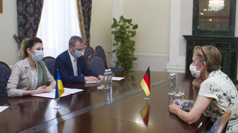 Посольство Германии высказалось о поездке евродепутатов в Крым