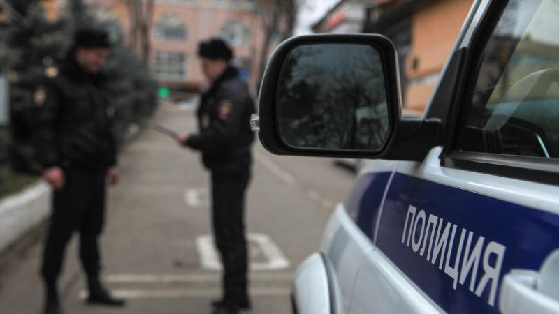 В Крыму задержали российского полицейского по подозрению во взятке на 3 миллиона рублей