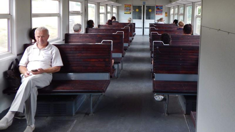 На маршруте электрички из Севастополя в Евпаторию появятся новые остановки