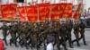 «Страусиное поведение»: Киев прокомментировал возврат Россией его ноты протеста из-за парада в Севастополе