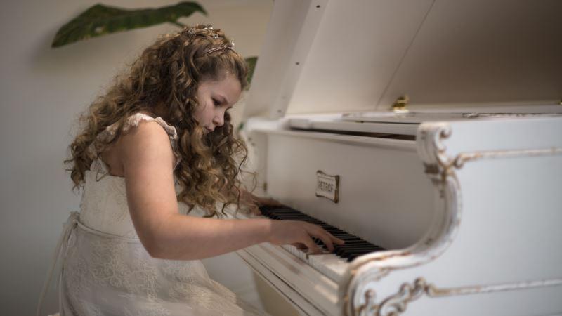 Юная пианистка из Крыма выступит перед президентами Украины и Швейцарии