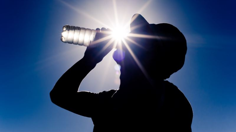 В Крыму предупреждают об аномальной жаре до 8 июля