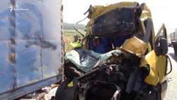 Медики рассказали о состоянии пострадавших в смертельной аварии в Крыму