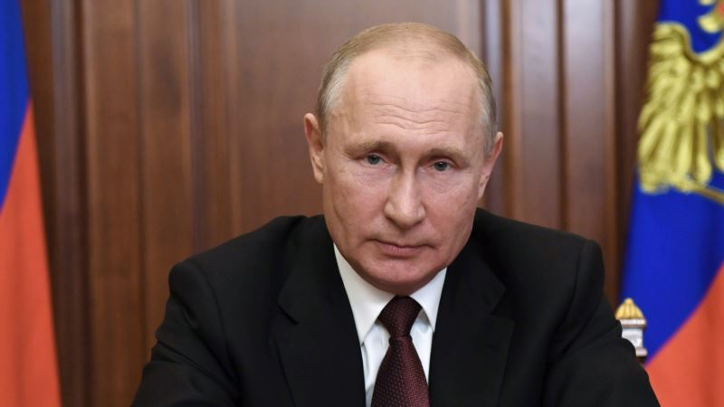 Путин перенес поездку в Крым – Песков