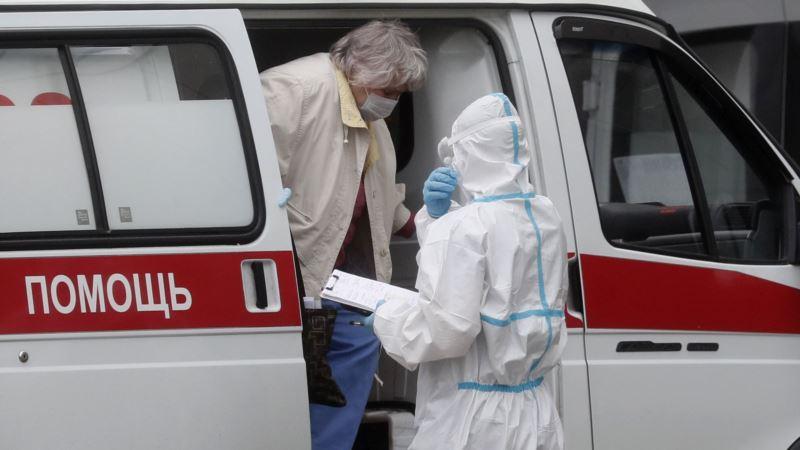 В России за сутки выявили более 5 тысяч новых случаев COVID-19