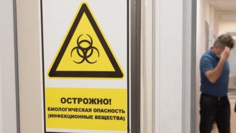 В Крыму за сутки выявили 39 новых случаев COVID-19, один пациент умер – власти