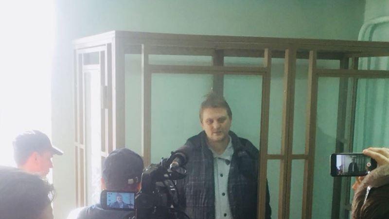 Жителя Таганрога оштрафовали за «унижение достоинства» силовиков
