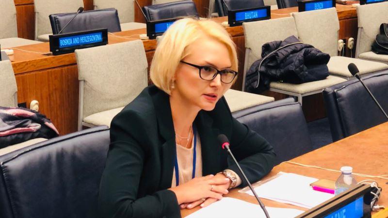 Украинский МИД работает над усилением санкций из-за новых обысков в Крыму – Зеленко
