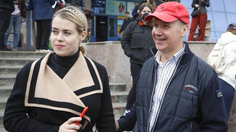 Бизнесмен Цепкало, которого не допустили к выборам президента Беларуси, уехал в Киев