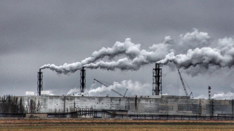 Украинские пограничники рассказали о качестве воздуха после сообщений о новом выбросе на крымском химзаводе