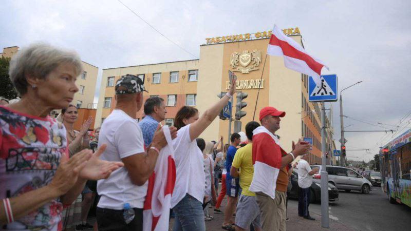 Власти Гродно первыми в Беларуси приняли требования протестующих