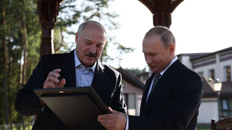 Путин и Лукашенко согласовали личную встречу в Москве