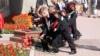 К воспитанию молодежи Ялты подключается Северный флот России