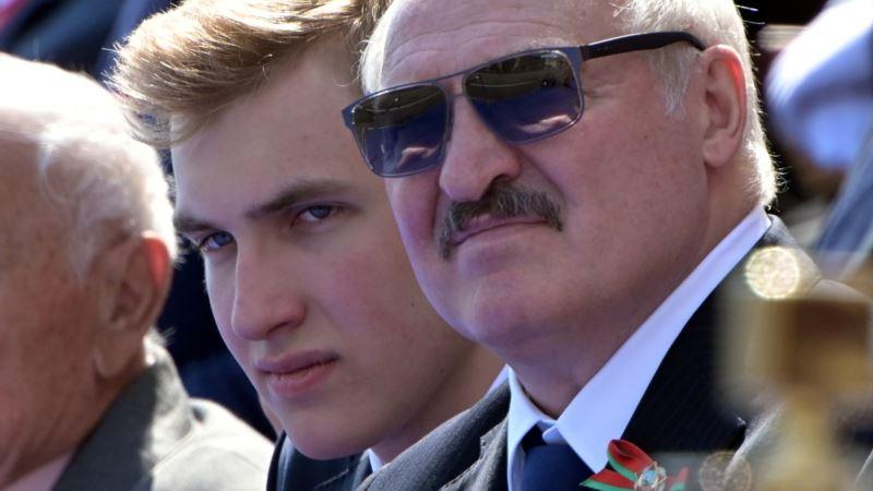 «Еврорадио»: Сын Лукашенко забрал документы из лицея Белорусского госуниверситета