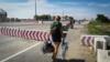 Кабмин Украины приостановил работу КПВВ на админгранице Крыма с Херсонщиной