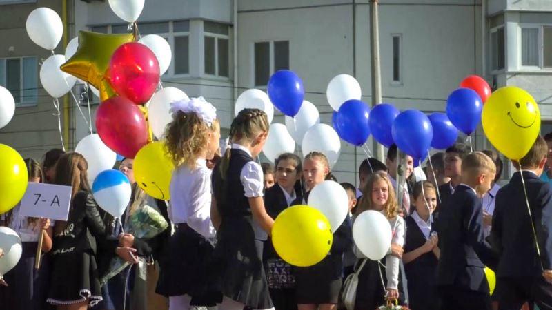 Часть школ Симферополя не готовы к новому учебному году – власти