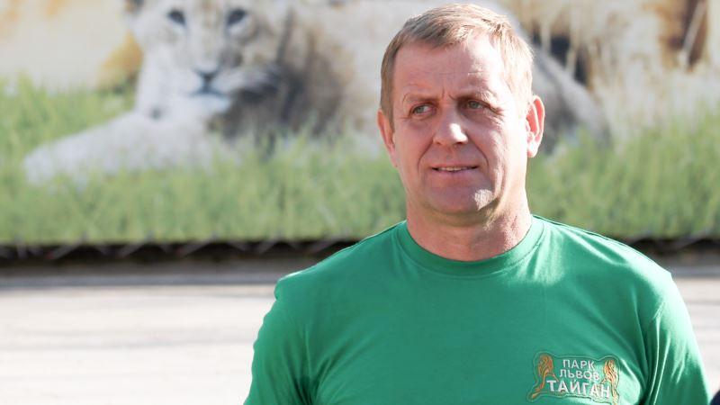 Проблемы с водой в Крыму вынудили Зубкова отправить тюленя в Россию