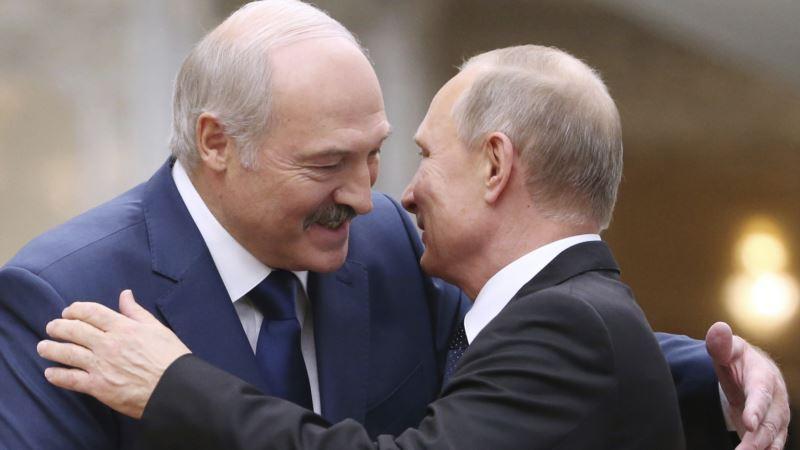 Путин назвал состоявшимися выборы в Беларуси