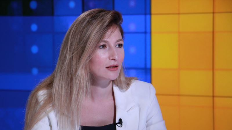 Джеппар рассказала о совместных шагах МИД Украины и ПЦУ для сохранения украинской церкви в Крыму