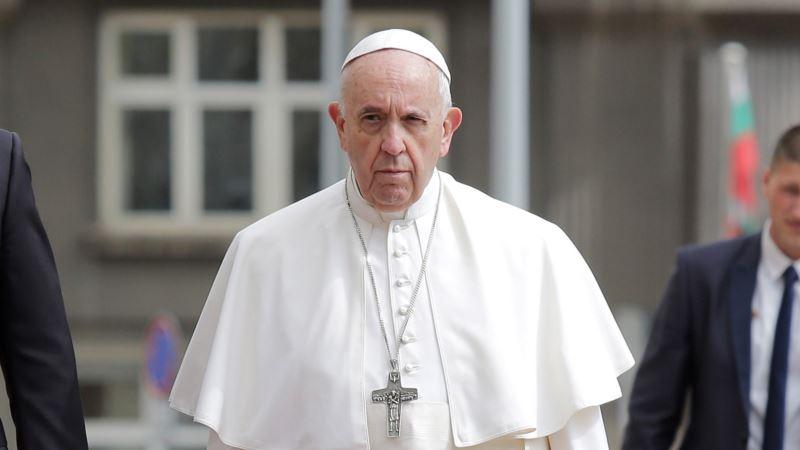 Папа Франциск призвал к уважению справедливости в Беларуси