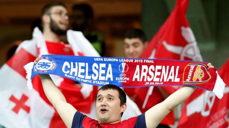 «Арсенал» обыграл «Челси» и стал победителем Кубка Англии по футболу