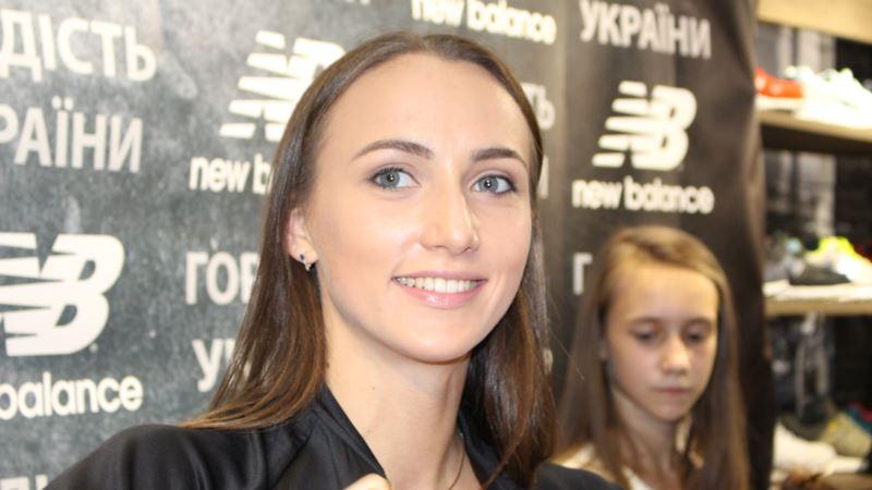 Крымская гимнастка получила именную звезду в Киеве (+фото)