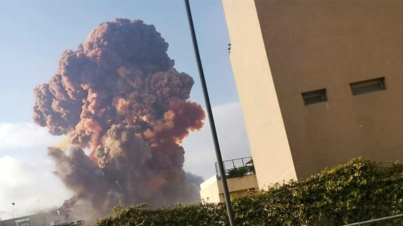 Взрыв в Бейруте: есть погибшие, сотни раненых, в том числе дипломат из Казахстана (+видео)