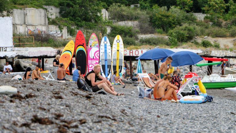 Имгрунт пожаловался, что пляжи в Ялте «оставляют желать лучшего»
