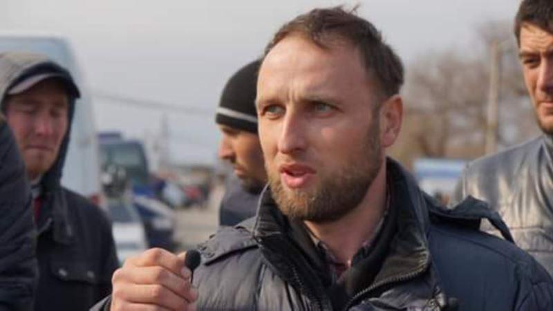 ФСБ изменила обвинение гражданскому журналисту из Крыма Сулейманову