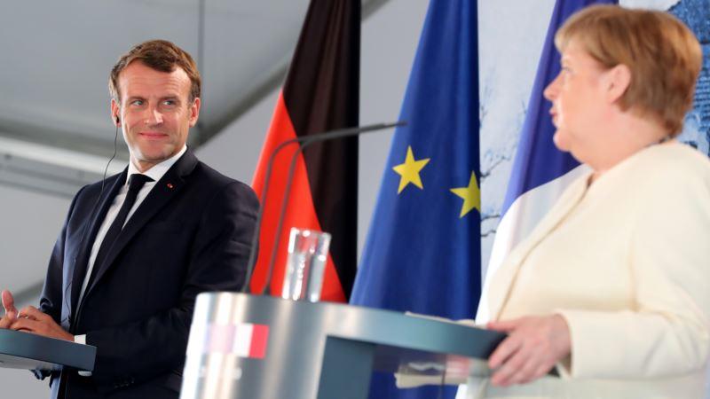 Лидеры Германии и Франции заявили о готовности принять Навального на лечение