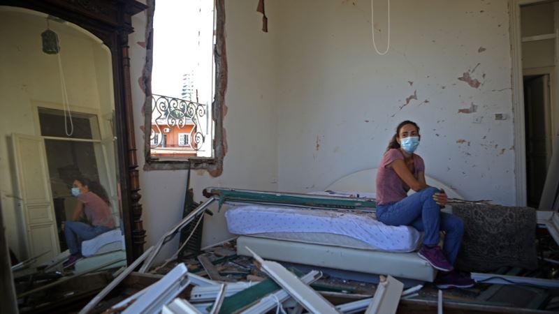 Взрыв в Бейруте: около 120 человек остаются в критическом состоянии