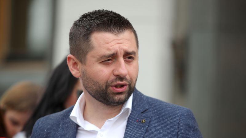 Арахамия прокомментировал заявление Кравчука о возможности подачи воды в Крым