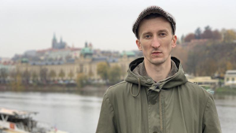 На Александра Кольченко и других задержанных у посольства Беларуси составили админпротоколы – полиция Киева