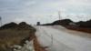 Жители Феодосии жалуются властям на выброс вредных веществ асфальтобетонным заводом