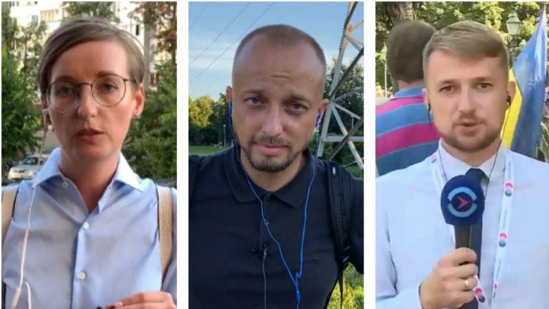 Журналистам «Настоящего Времени» запретили въезд в Беларусь на 10 лет