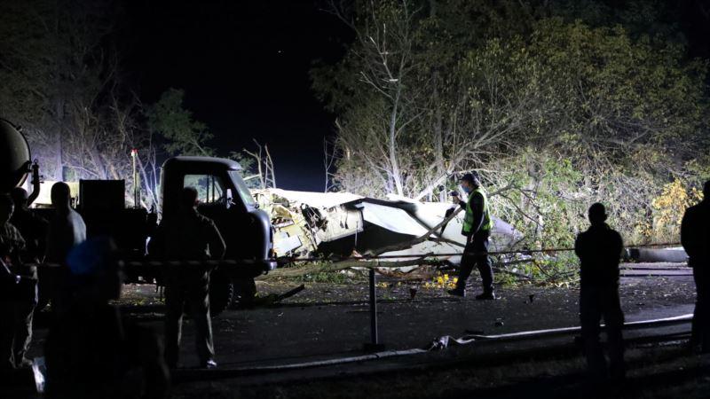 В авиакатастрофе под Харьковом погибли 25 человек (+видео)