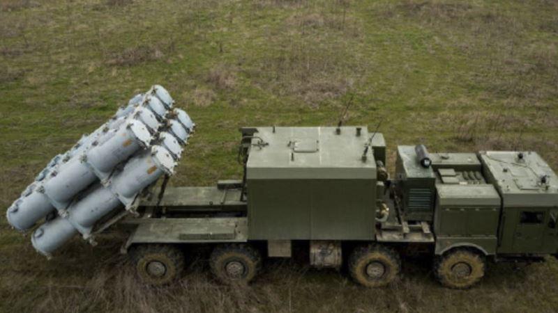 Российские военные в ходе учения снова запускали ракеты у берегов Крыма– министерство