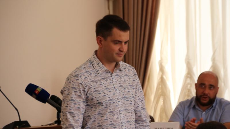 В Симферополе назначили главного архитектора города