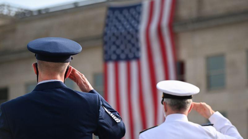 Трамп и Байден почтили память жертв терактов 11 сентября