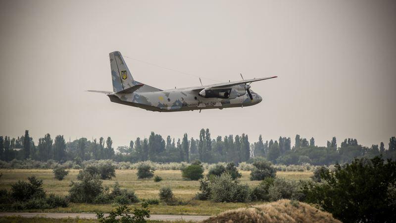 В Харьковской области упал военный самолет, есть погибшие