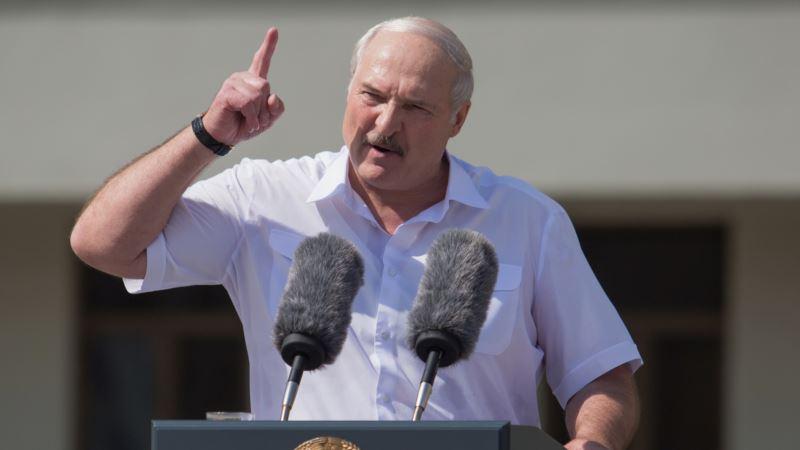 Беларусь: Лукашенко требует взыскать ущерб с протестующих