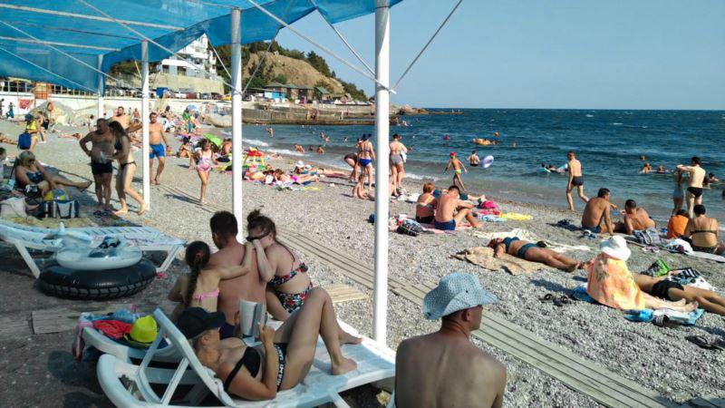 Глава Ялты утверждает, что в городе отдохнуло 1,5 млн туристов